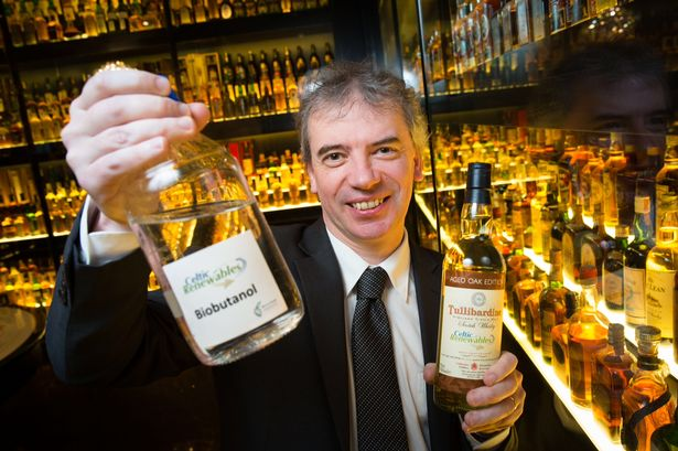 Une startup adopte le whisky comme carburant pour les voitures